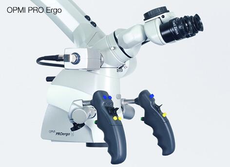 MicroscopeOpératoire OPMI Pro Ergo pour Micro Endodontie