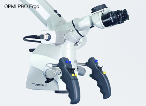 Dental operating microscope Opmi Pro Ergo